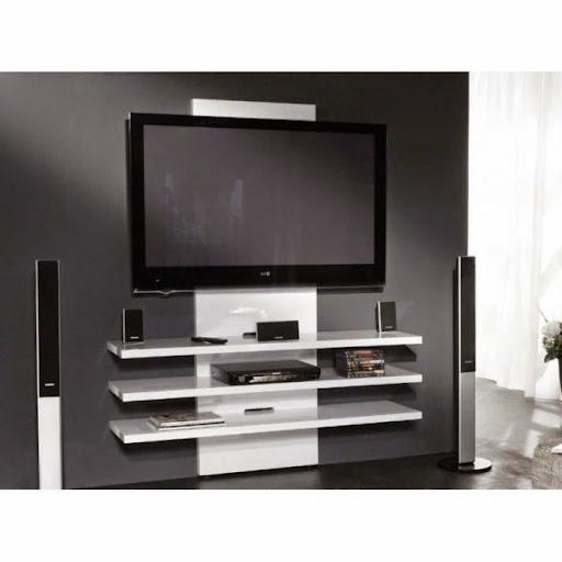 meuble tele a suspendre maison design