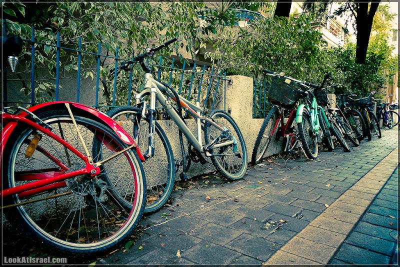 Одно фото / Тель Авив, город где крутят педали