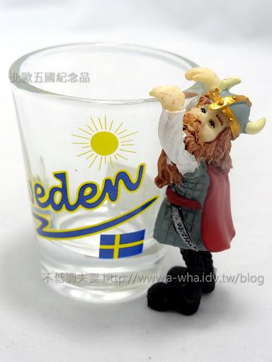 【北歐旅遊】購物指南必買紀念品特輯:瑞典維京人小酒杯~馬克杯遊世界系列   A-WHA & KATE 不低調夫妻的窩!!
