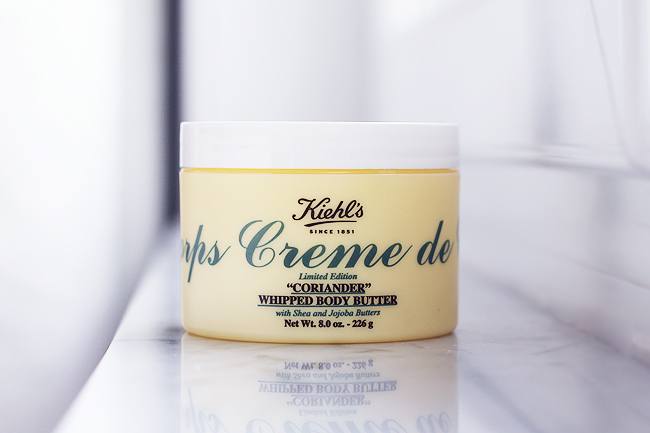 Kiehl's Crème de Corps 'Coriander' Whipped Body Butter
