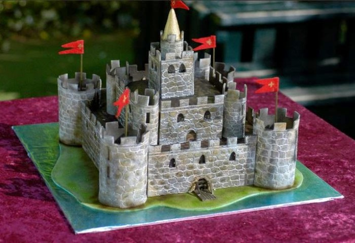 50 Best Castle Birthday Cakes Ideas And Designs 2019 Birthday