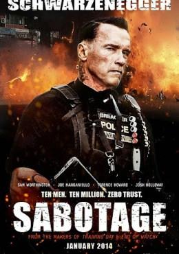 Sabotagem BDRip Dublado – Torrent DVDRip Dual Audio (2014) + Legenda