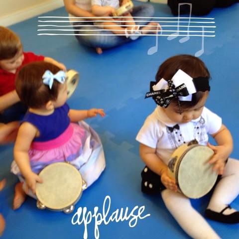 musicalização de bebês