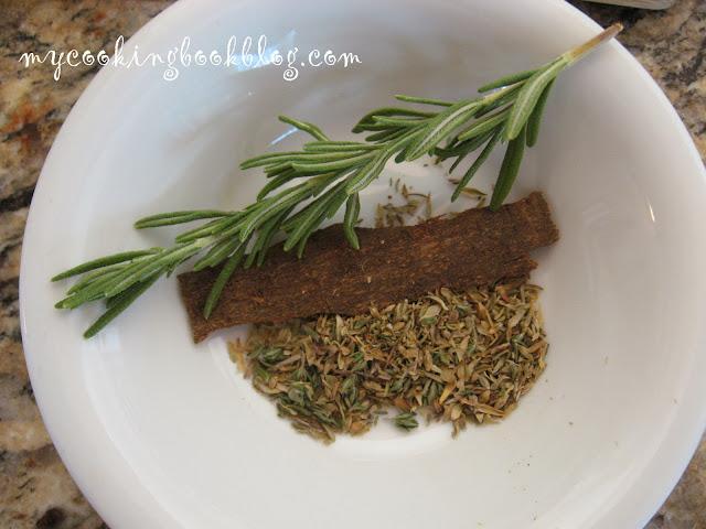 Гигантски бял фасул с тиква, патладжан и букет от аромати
