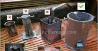 Backyard Metal Casting Setup Information ~ Metal casting ...