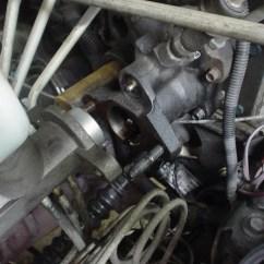 1999 Gmc Sierra Fuel Pump Wiring Diagram Les Paul Coil Tap Leaking Power Steering Fluid By Master Brake Cylider | The Truck Stop