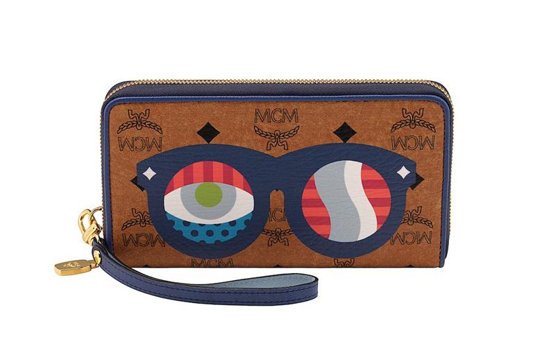 *普普眼鏡撞色包:藝術家Craig & Karl x MCM 2013春夏系列! 11
