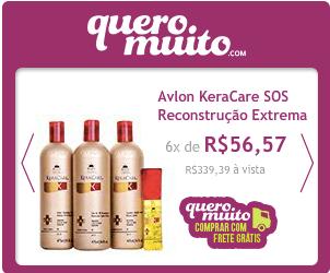 banner - Kit de socorro capilar: Avlon KeraCare SOS Hidratação e Revitalização