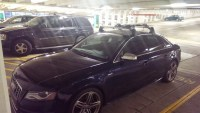 VWVortex.com - FS: OEM Audi Roof Rack for B8 S4/A4 Sedan w ...