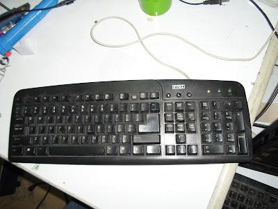 PS2 Keyboard Final