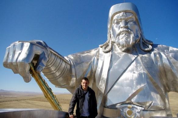 Estatua ecuestre de Gengis Khan