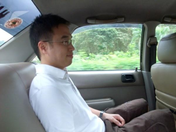 巴淡島 Taxi