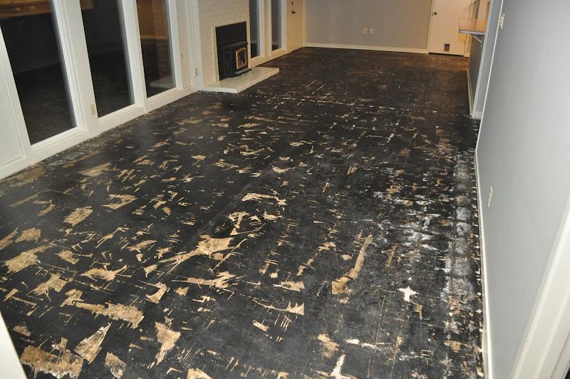 Remove Adhesive Concrete