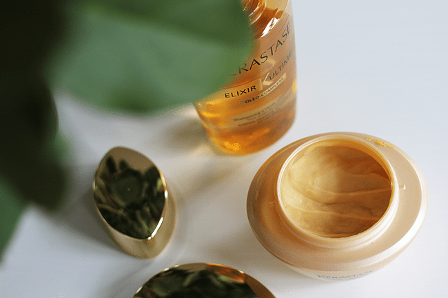 Love it: Kérastase Elixir Ultime shampoo + masker