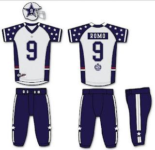 Tommy Hilfiger Cowboys jersey