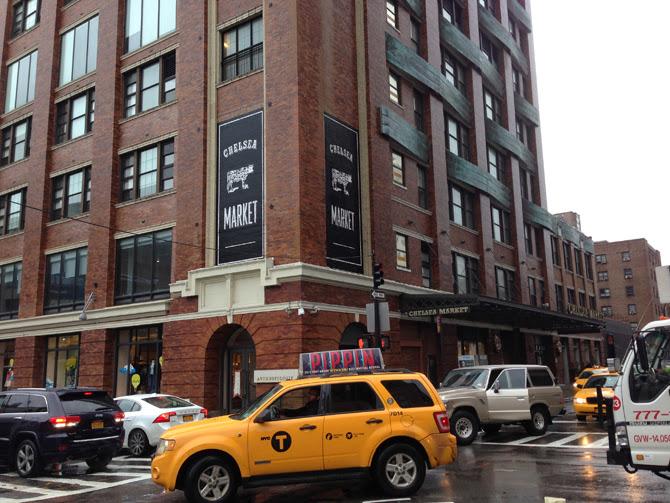 New York tips chelsea market