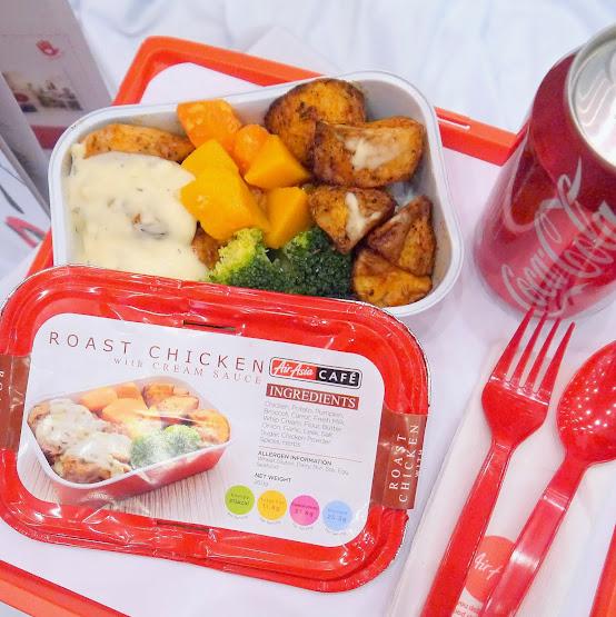 Roast Chicken with Cream Sauce