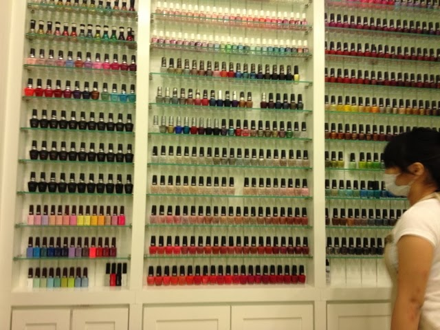Photo Taken At Summer Nail Spa By Una R On 12