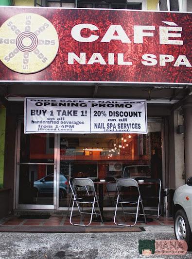 odds cafe nail spa tomas morato