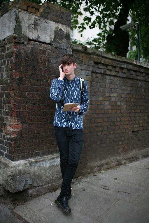 *英國倫敦時裝周場外街拍:攝影師Kuba Dabrowski捕捉街頭英倫紳士! 5