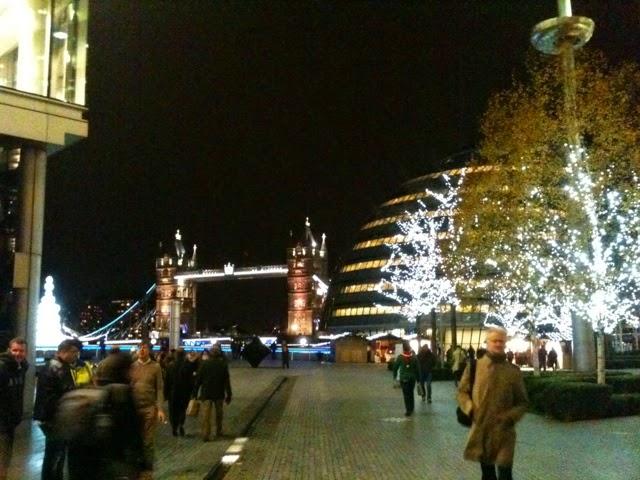 Tower Bridge More London