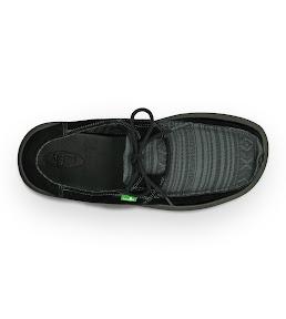 #Sanuk 麂皮民俗異材拼接:RAMBLER一孔鞋! 5