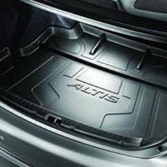 New Toyota Agya Trd Sportivo Grand Avanza Ceper Aksesoris All Corolla Altis Baru Tahun 2015