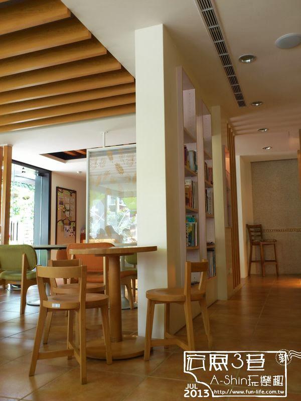 宏恩三巷咖啡館-空間寬敞