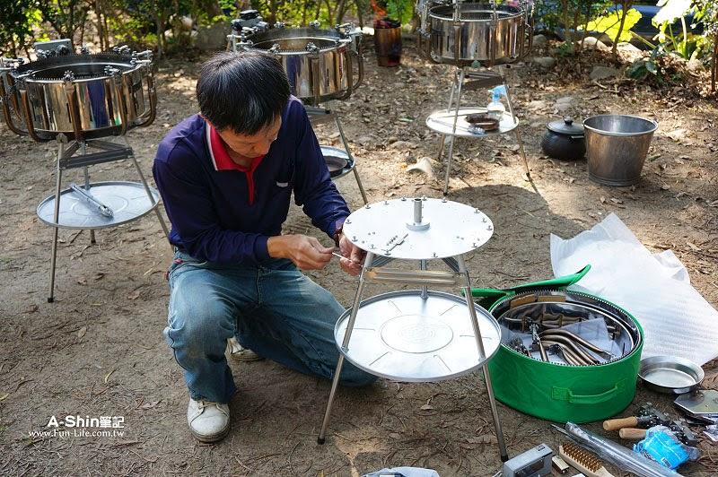 不鏽鋼鍋-夯伯燒烤萬用爐5