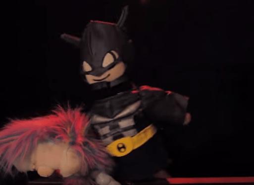Potter Puppet Pals Batman