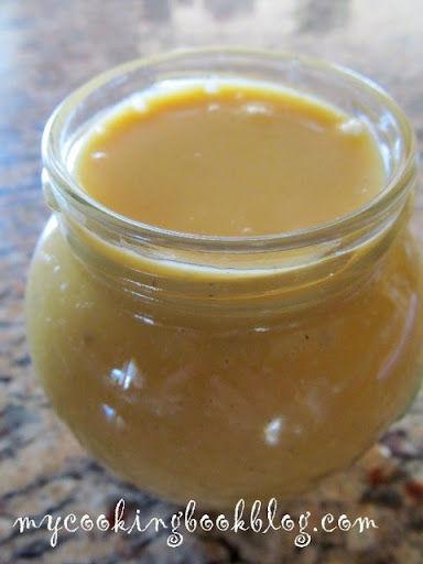 Сос Медена горчица или Хани мастърд (Honey musturd)