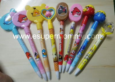cheap angry birds ballpen