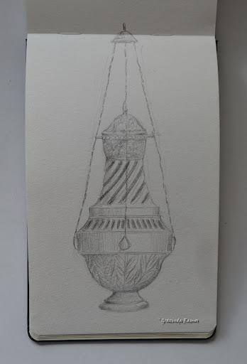 Desenhos de Viagem 4 (4/6)
