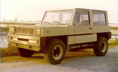 1978 Covini T44