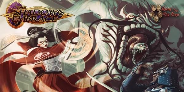 Alderac  AEG Leyenda de los cinco anillos Legend of the five rings 7th Sea Warlord Doomtown CCG LCG TGC Wizards of the coast Crying Grumpies