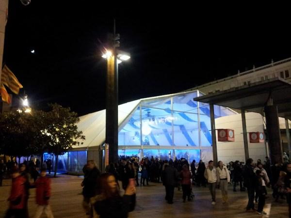 Pista Hielo - Zaragoza