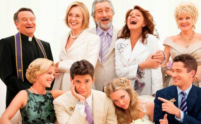 """La gran boda"", con Robert DeNiro, Diane Keaton, Susan Sarandon, Amanda Seyfried o Katherine Heigl"