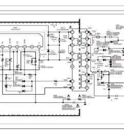 tv power schematic wiring library panasonic tv schematics sanyo c29lf41 crt tv circuit diagram rh xn [ 1600 x 544 Pixel ]