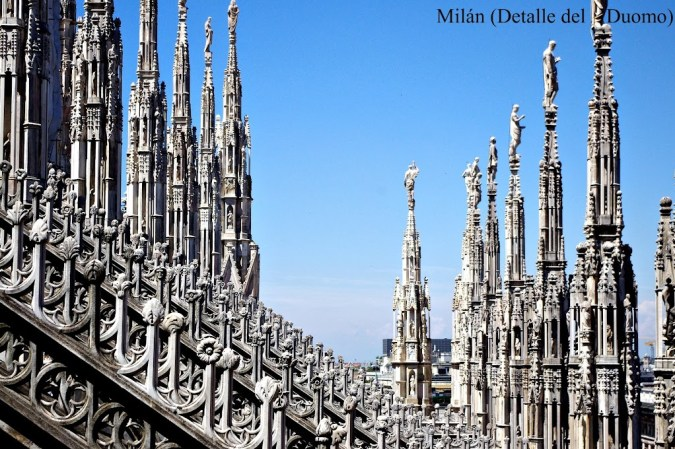Ruta por la Toscana y norte de Italia. Milán