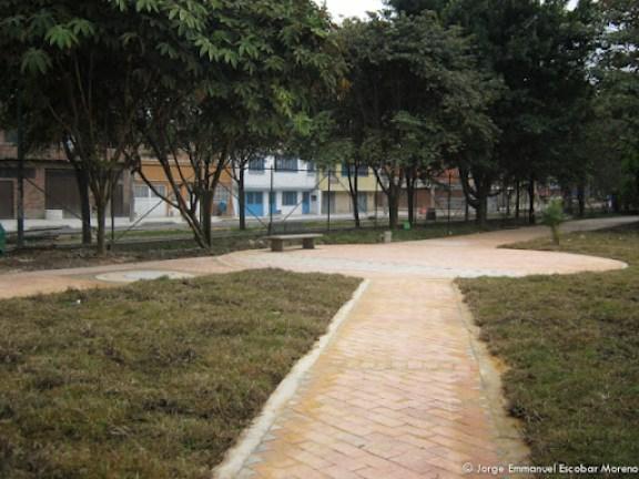 Desarenador Humedal Santa María del lago