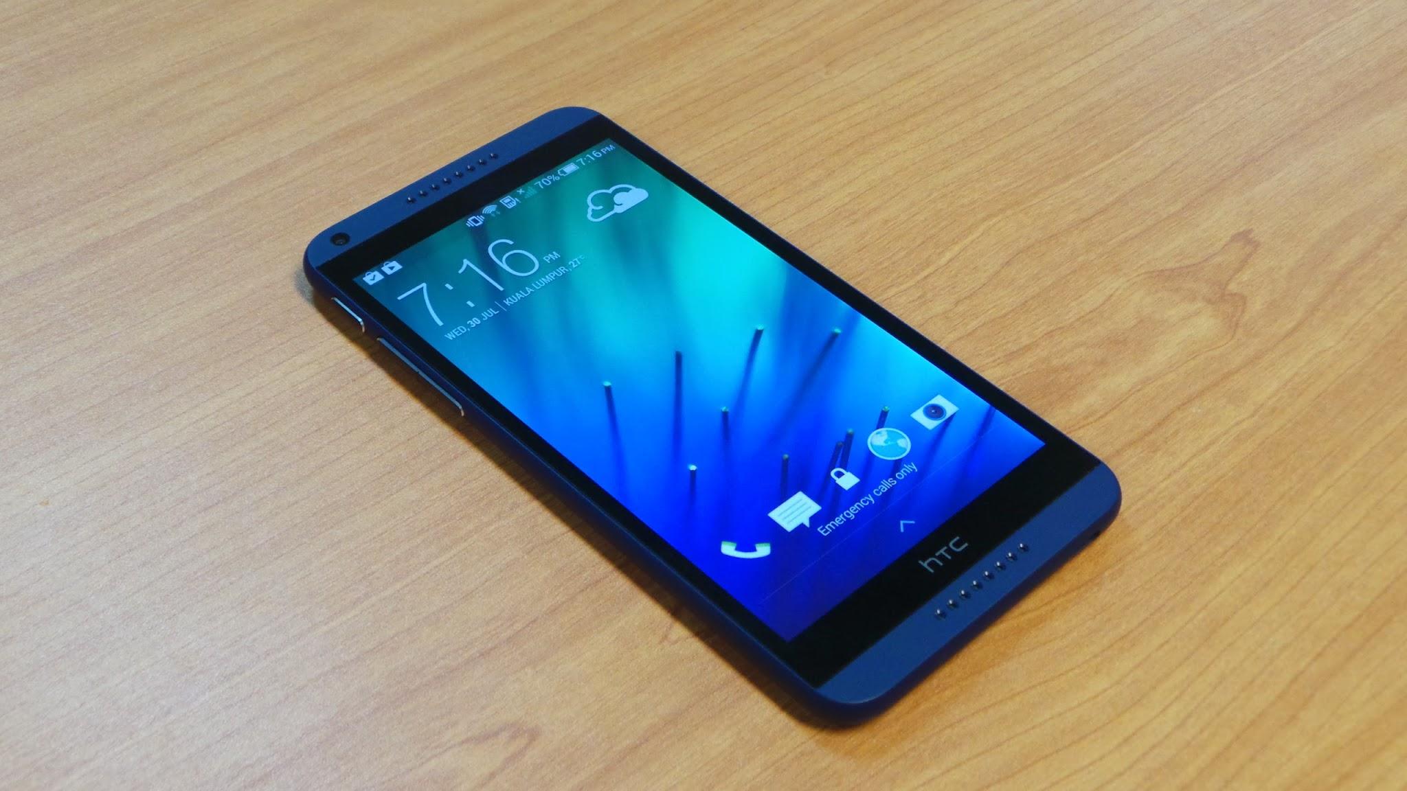HTC Desire 816 Full Review - TechSlack