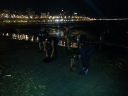 30/12/2014 - Cruce del Cabo Corrientes 1
