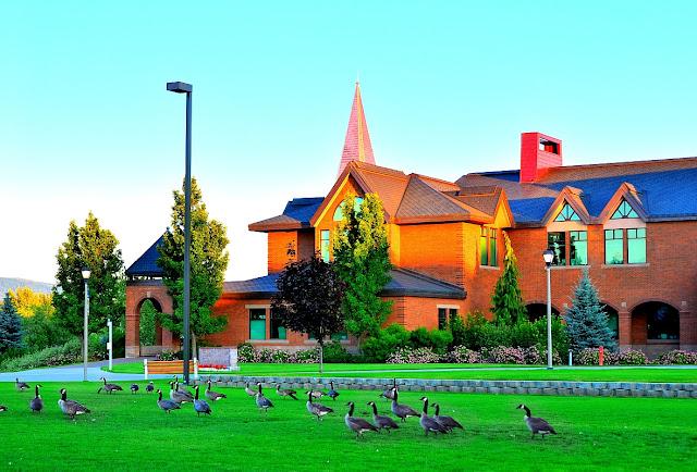 Jundt Art Museum, Gonzaga University, Spokane, WA