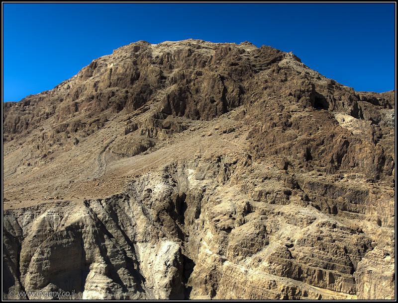 HDR: Кумранская гора