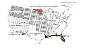 Mr. Munford's History Blog: Manifest Destiny Map Assignment