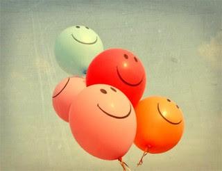 笑臉氣球 ∣ 【素圖天堂】素圖背景FB封面頭貼圖片分享圖庫