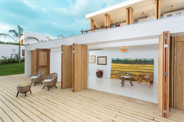 #GM Arquitectos 哥倫比亞建築事務所:打造 Gallery House 藝術之家 別墅 5