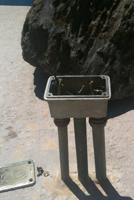 Pool Light Junction Box Wiring Diagram