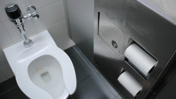 The automated toilet