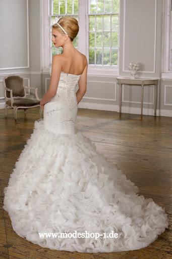 Braut Mode Brautkleid Lima34 Arm Abendkleid 2012 Lang in Lila 44 46 A Line A Linie
